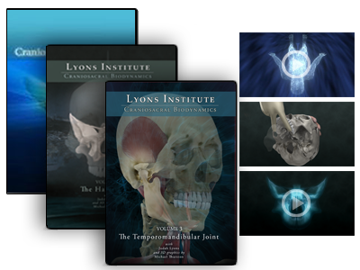 Biodynamic Craniosacral Therapy DVDs